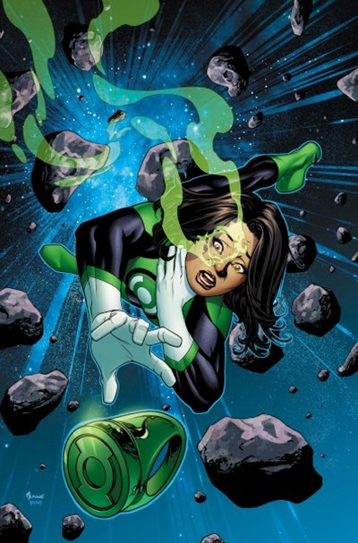 Green Lanterns Vol. 5 (Rebirth)