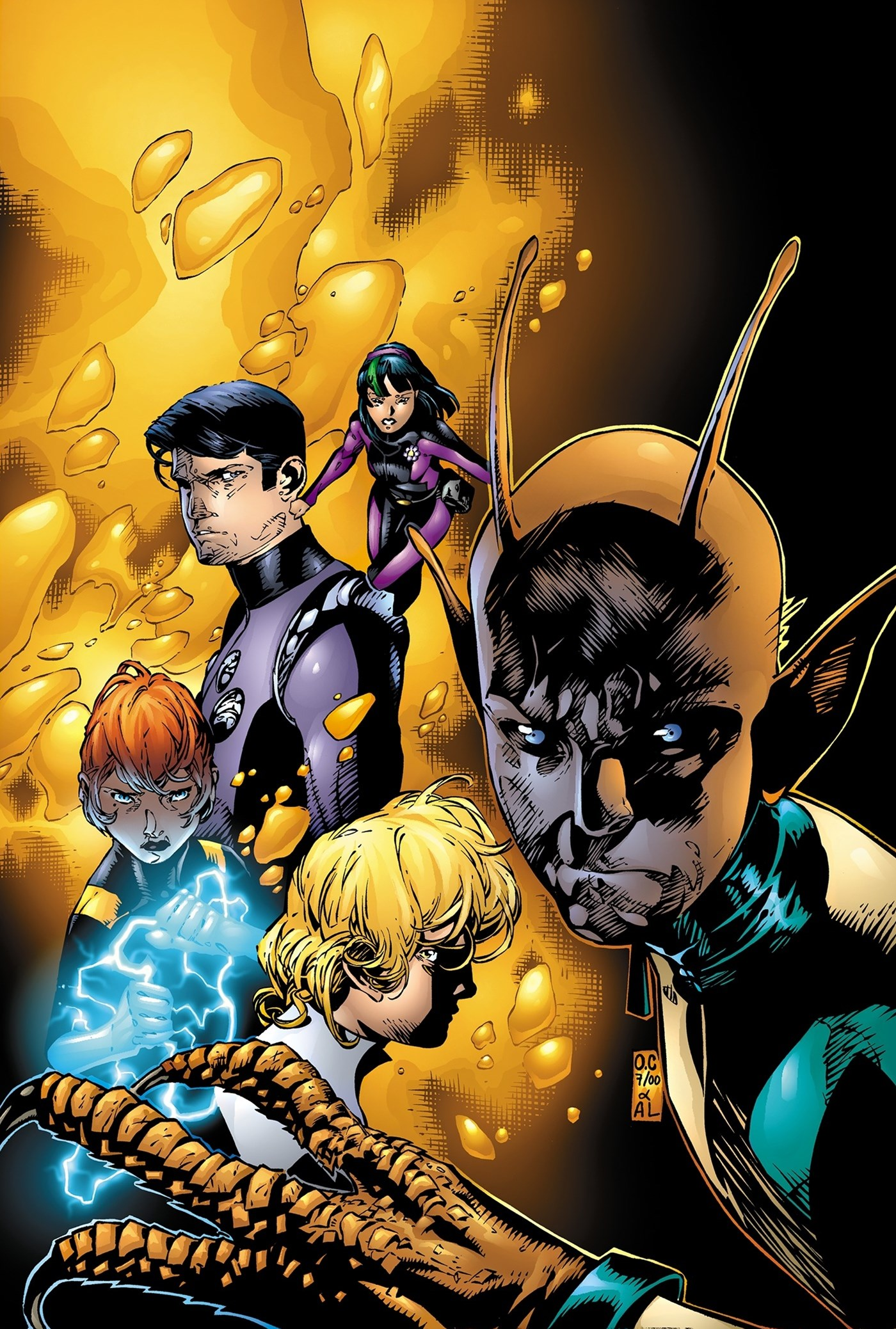 The Legion By Dan Abnett & Andy Lanning Vol. 2