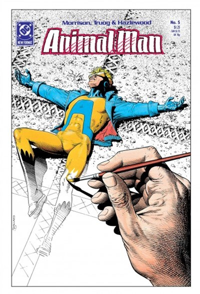 Animal Man by Grant Morrison 1