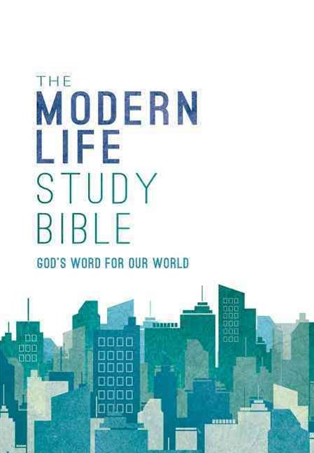 NKJV, the Modern Life Study Bible, Indexed