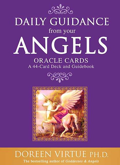 Daily Guidance From Your Angels Oracle Cards: A 44-Card DeckAnd
