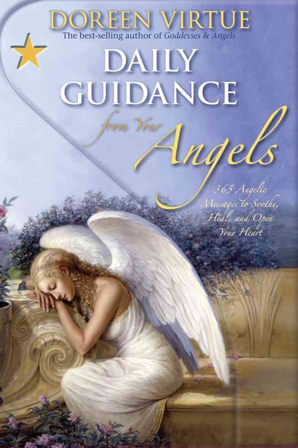 Daily Guidance From Your Angels Gift Edition: 365 Angelic Messages To Soothe, Heal And Open Your Heart