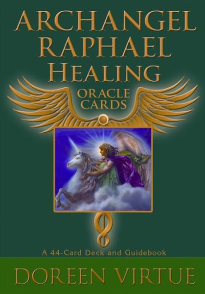 Archangel Raphael's Healing Oracle Cards