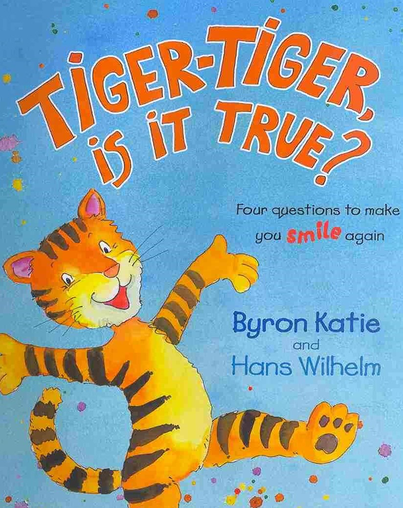 Tiger, Tiger Is It True? Four Questions to Make you Smile Again