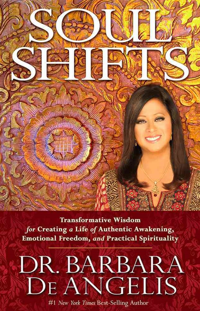 Soul Shifts: Transformative Wisdom for Creating a Life of Authentic Awakening, Emotional Freedom &