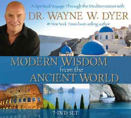 Modern Wisdom From The Ancient World: A Spiritual Voyage Through The Mediterranean With Dr Wayne Dy