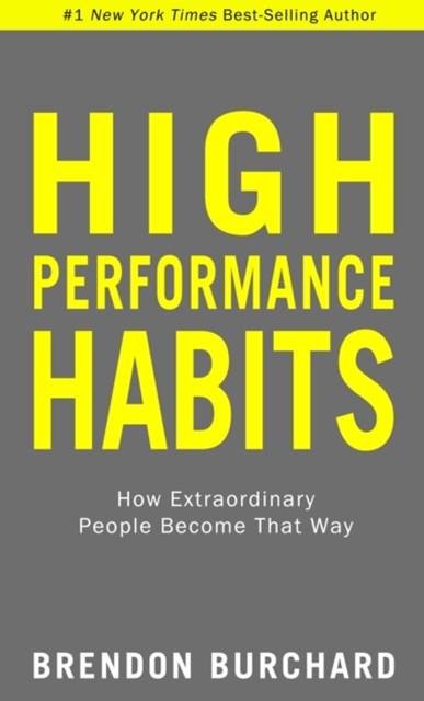 (ebook) High Performance Habits