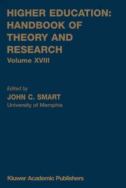 Higher Education: Handbook of Theory and Research 18