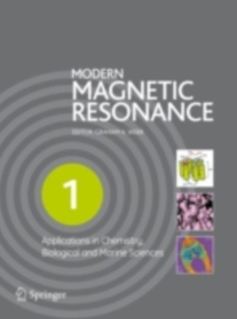 Modern Magnetic Resonance