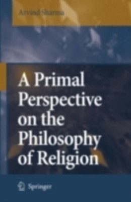 (ebook) Primal Perspective on the Philosophy of Religion