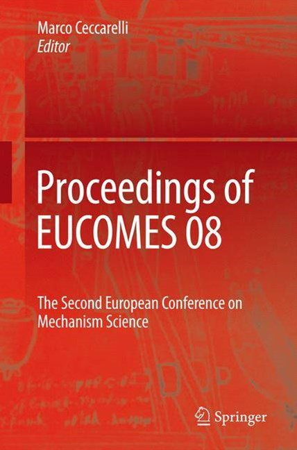 Proceedings of EUCOMES 08