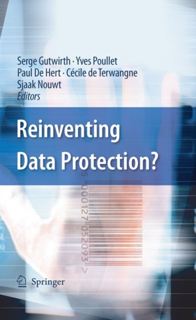 Reinventing Data Protection?