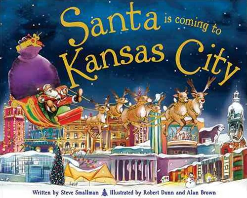 Santa Is Coming to Kansas City