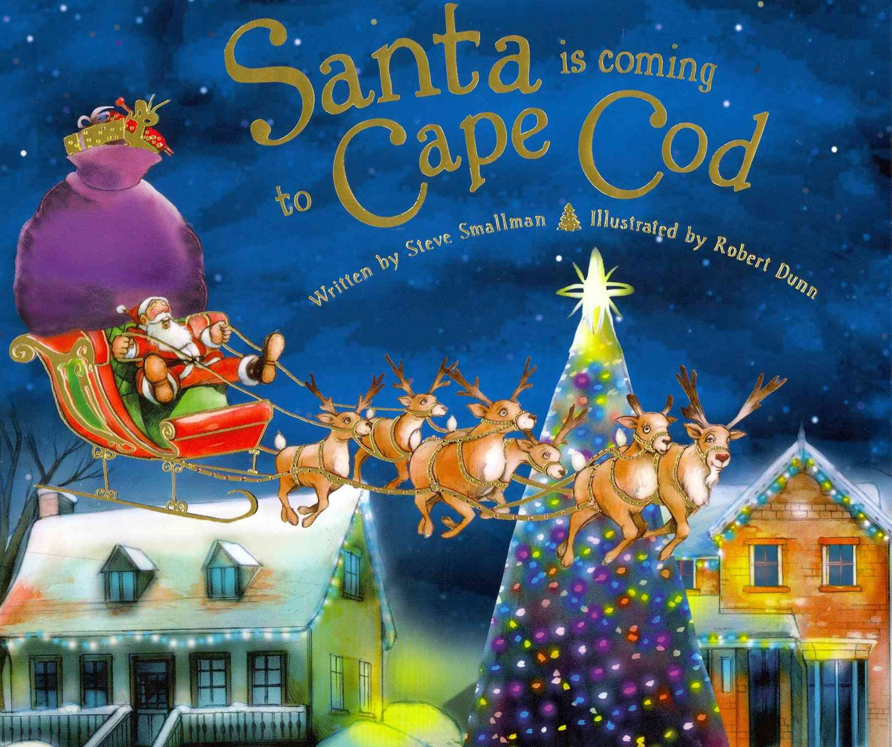 Santa Is Coming to Cape Cod