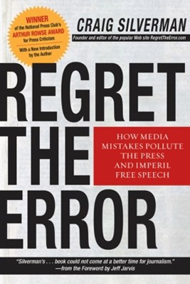 (ebook) Regret the Error