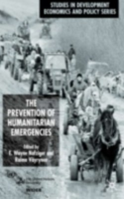 Prevention of Humanitarian Emergencies