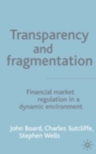 (ebook) Transparency and Fragmentation - Business & Finance Finance & investing