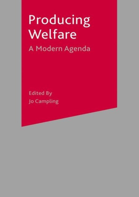 (ebook) Producing Welfare
