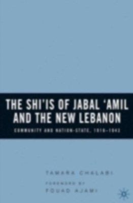 (ebook) Shi'is of Jabal 'Amil and the New Lebanon