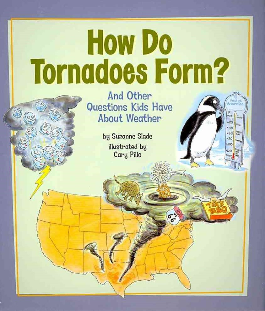 How Do Tornadoes Form?