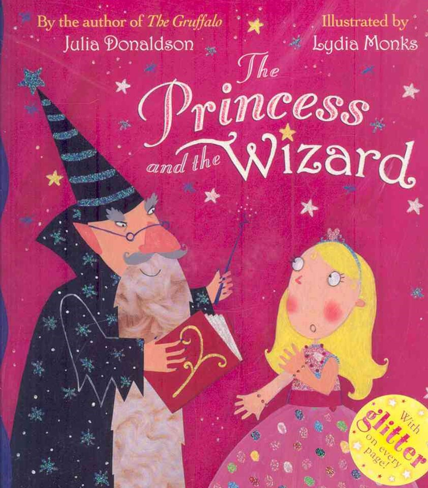 The Princess and the Wizard