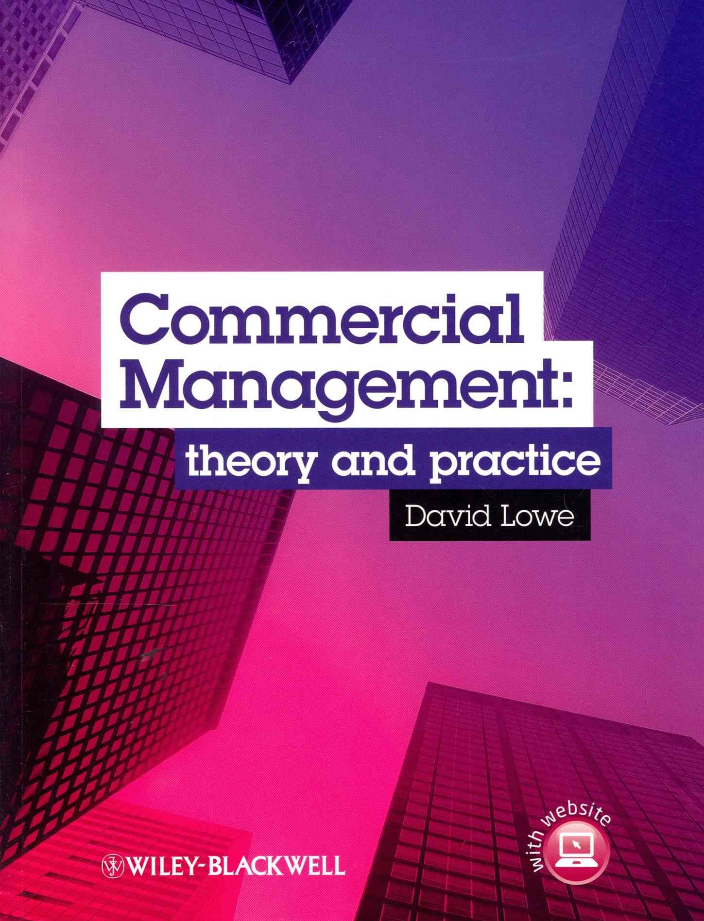 Commercial Management - Theory and Practice