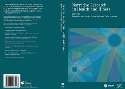 Narrative Research in Health and Illness