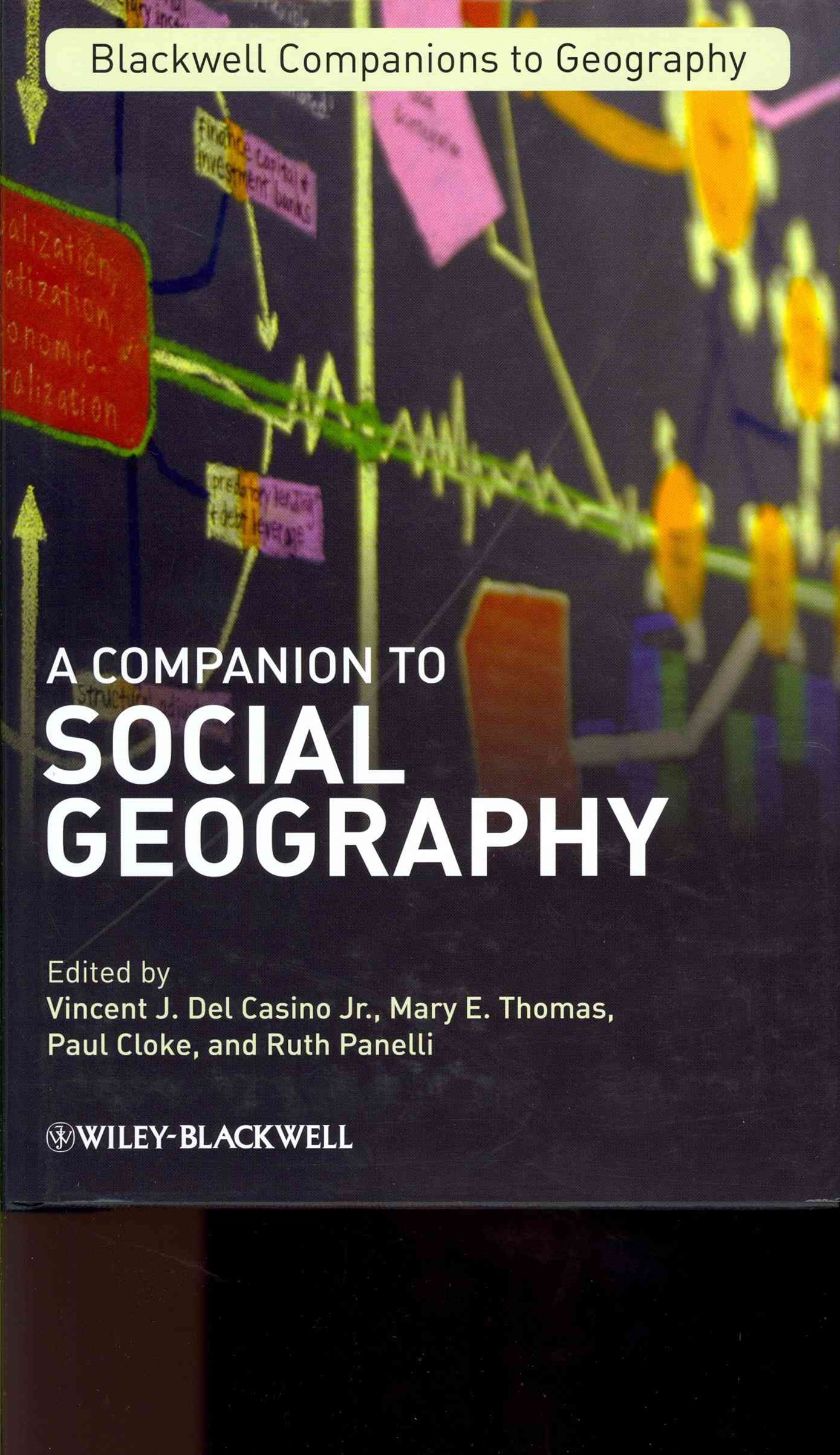 A Companion to Social Geography