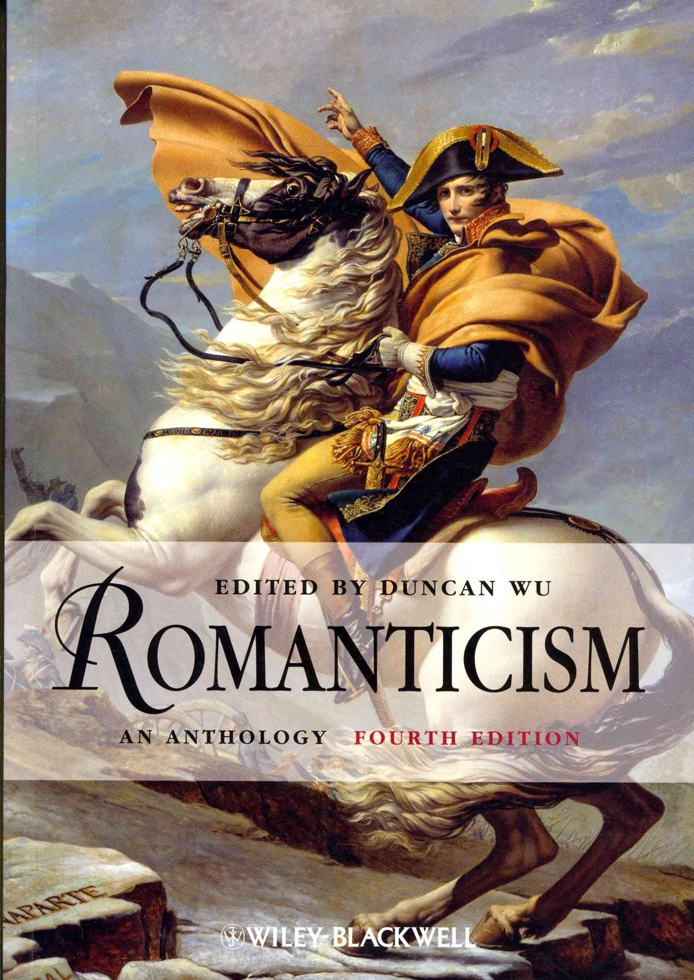 Romanticism - an Anthology 4E