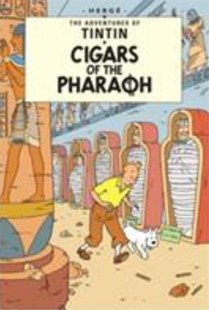 Cigars of the Pharaoh by Herge, Hergé (9781405206150) - PaperBack - Children's Fiction Older Readers (8-10)