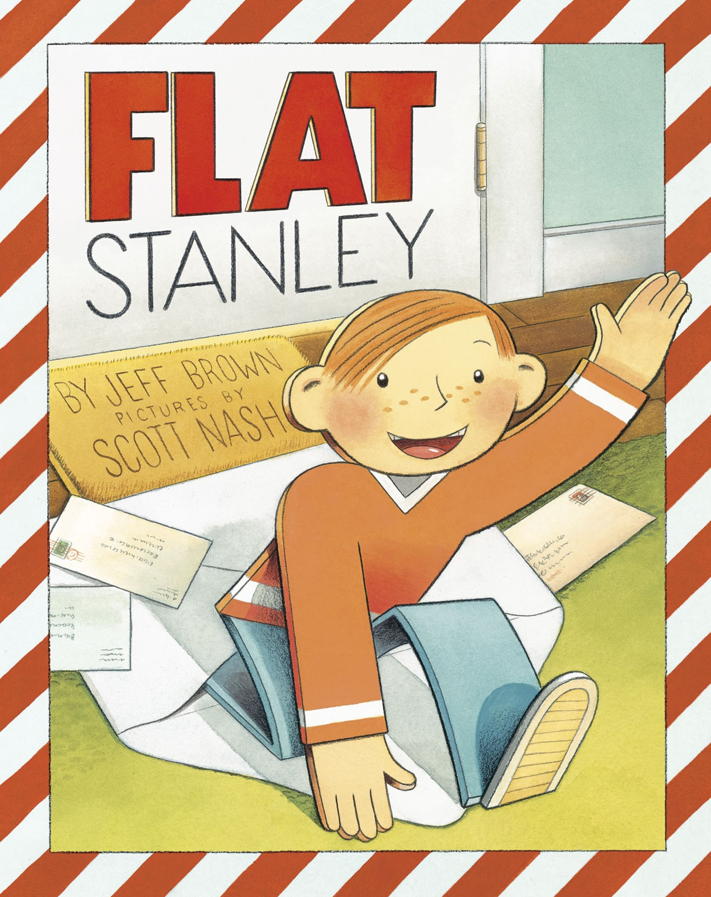 Flat Stanley Picture Book