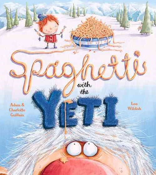 Spaghetti with the Yeti-Egmont