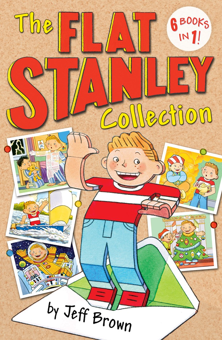 Flat Stanley Collection 6 In 1