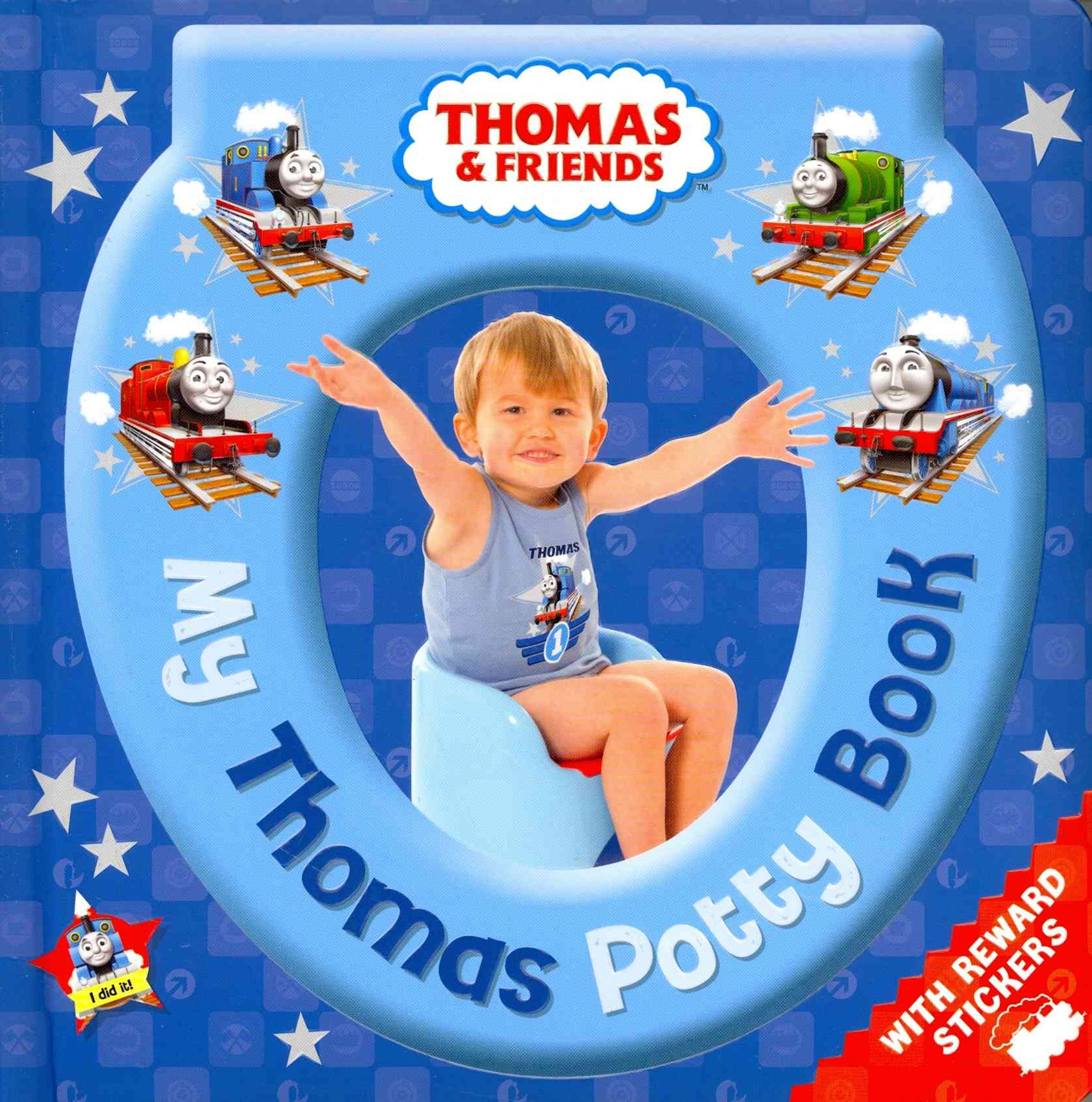 Thomas & Friends My Thomas Potty Book