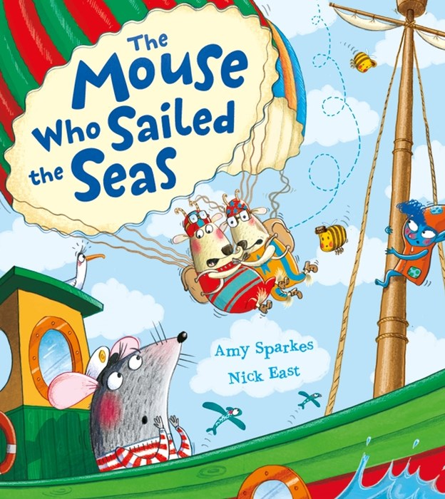 The Mouse Who Sailed the Sea