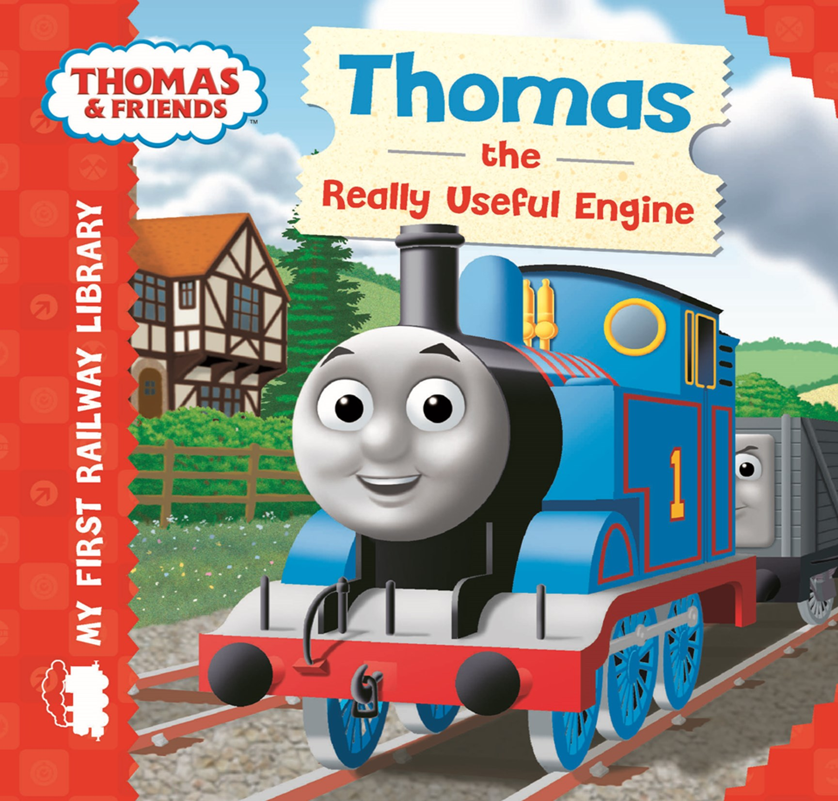 My First Railway Library Thomas The Really Useful