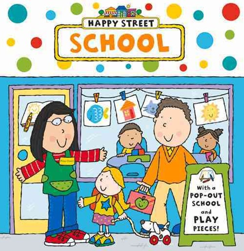 Happy Street - School
