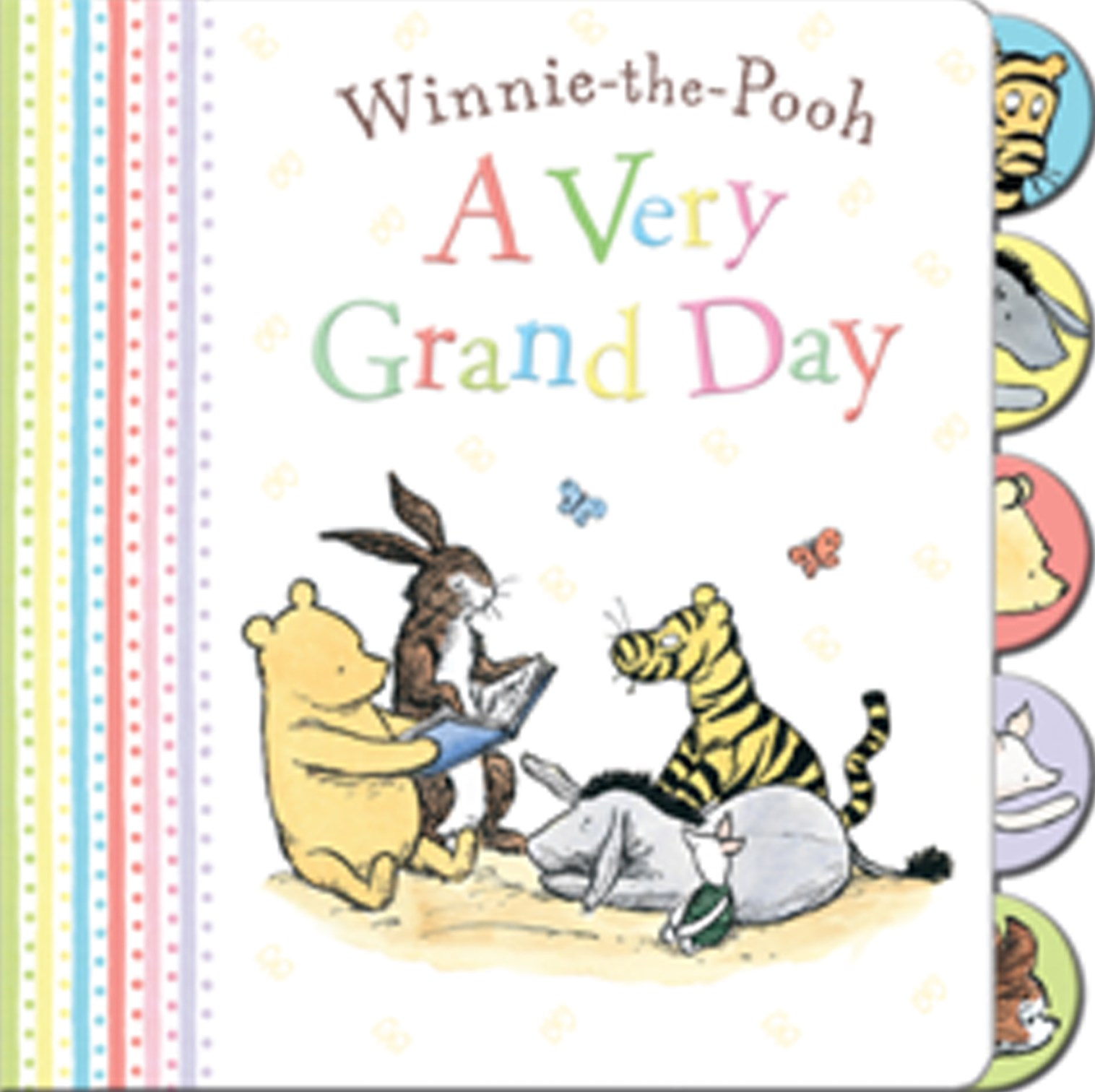 Winnie-the-Pooh a Very Grand Day