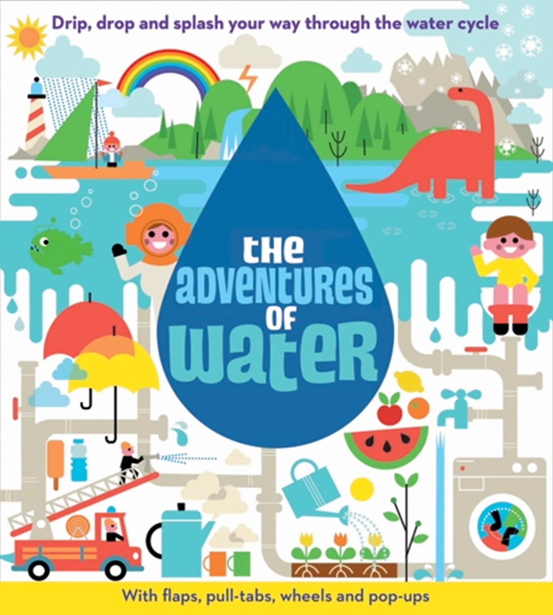 Adventures of Water