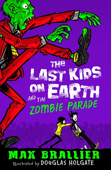 The Last Kids on Earth & the Zombie Para