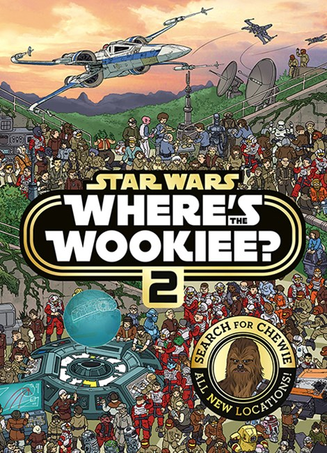 Where's the Wookiee #2