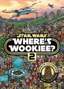 Where's the Wookiee #2 by Star Wars (9781405284189) - HardCover - Non-Fiction Art & Activity