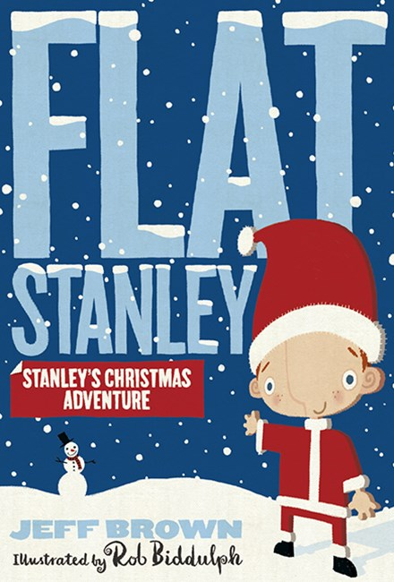 Flat Stanley: Stanley's Christmas Advent