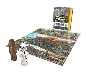 Star Wars: Where's the Wookiee Collection - Children's Fiction