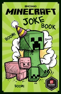 Minecraft Joke Book by Mojang AB (9781405295253) - PaperBack - Non-Fiction Art & Activity