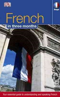 French: Hugo In Three Months Book And Cd Pack