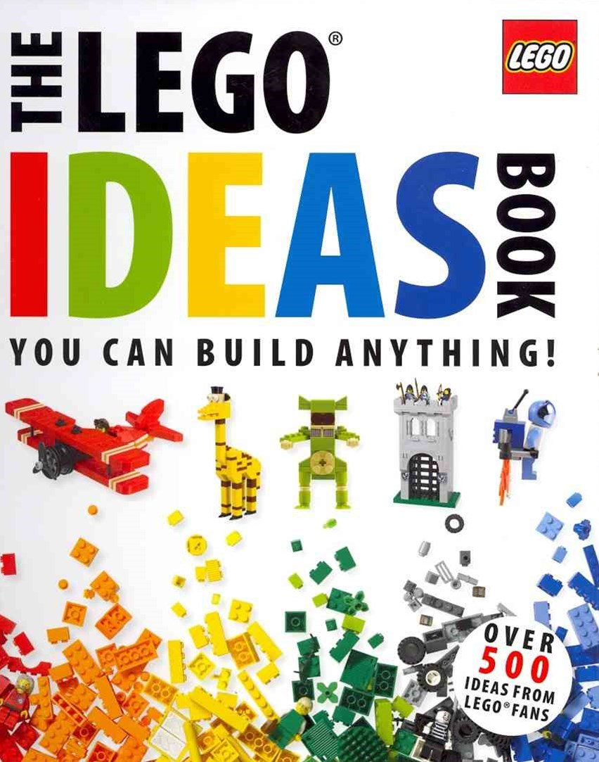Lego: The Lego Ideas Book