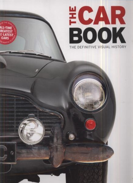 The Car Book: The Definitive Visual History