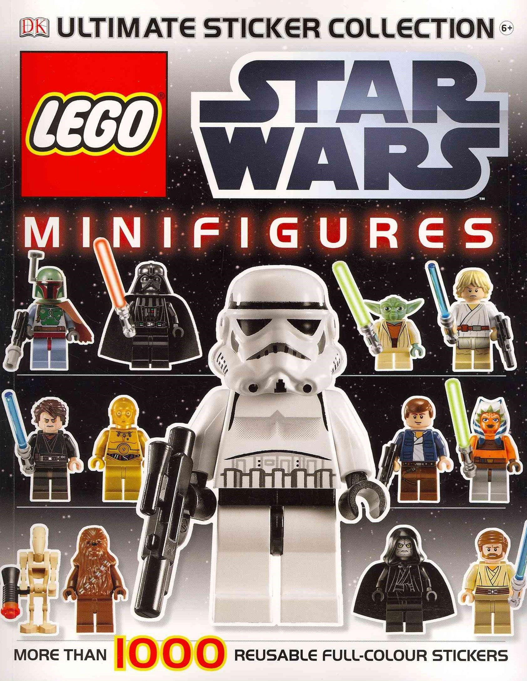 LEGO-« Star Wars Minifigures Ultimate Sticker Collection