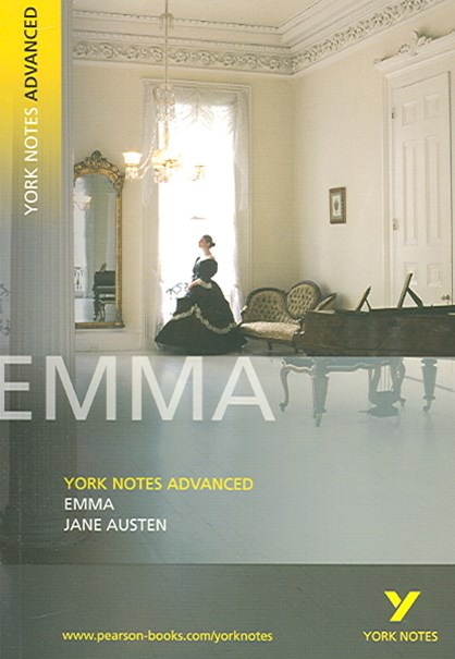 York Notes Advanced: Emma